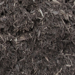 double hard wood organic mulch