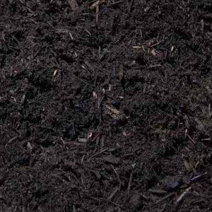 triple black premium mulch