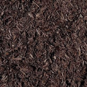 Double Shredded Brown Mulch