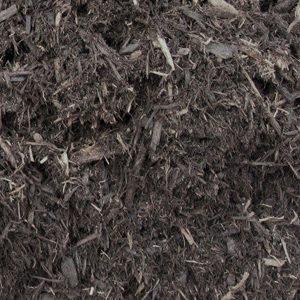 double hard wood organic mulch